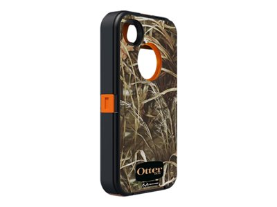 otterbox defender series with realtree camo max 4hd blazed