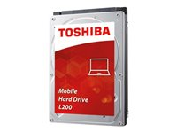 "TOSHIBA 500GB 2.5"" 5400RPM L200 BULK OEM 9.5mm"