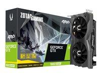 ZOTAC GAMING GeForce GTX 1660 SUPER AMP - Tarjeta gráfica - GF GTX 1660 SUPER