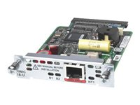 Cisco 1-Port ISDN BRI U High-Speed WAN Interface Card