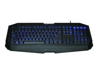 Gigabyte Force K7 Tastatur USB sort