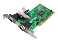 LogiLink PCI Card 2x RS232 Seriel adapter PCI RS-232 x 2