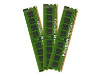 Kingston, 24GB 1333MHz DDR3 Non-ECC CL9 DIMM (Kit of 3)