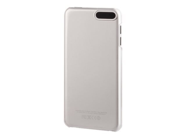 Muvit Clear Back - Coque de protection lecteur pour iPod touch (5G) - clair