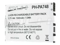 DLH Energy Batteries compatibles PH-PA748
