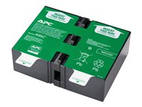 RBC9 UPS Complete Replacement Battery Kit for APC SmartUPS 700RMNet