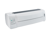 Lexmark Forms Printer 2581+ - imprimante - monochrome - matricielle
