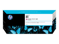 HP No 81 Ink Cart/lightmag 680ml DGJ5000