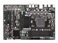 ASRock 970 Pro3 R2.0 Bundkort ATX uden CPU Socket AM3+ AMD 970 USB 3.0