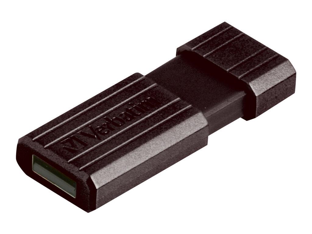 Verbatim PinStripe USB Drive - clé USB - 64 Go