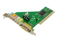 LogiLink PCI Soundcard Dolby 5.1 Lydkort 5.1 PCI CMI-8738