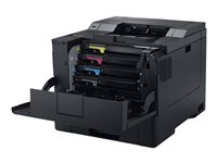 Dell Color Laser Printer C3760dn - Printer - color - Duplex - laser - A4/Legal - 600 x 600 dpi - up to 36 ppm (mono) / up to 36 ppm (color) - capacity: 700 sheets - USB 2.0, Gigabit LAN, USB host
