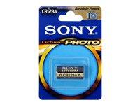 Sony CR 123A