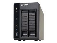 QNAP TS-253A - NAS server - 2 bays