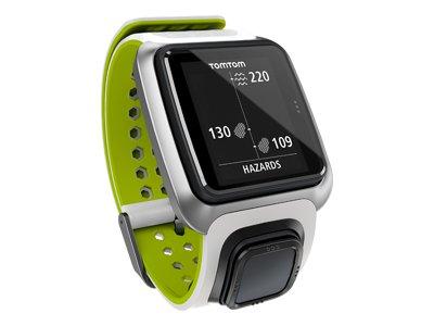 TomTom Golfer Golf GPS Watch - White/Green