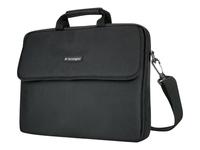 """Kensington SP17 17"""" Classic Sleeve Bæretaske til notebook 17"""" sort"""