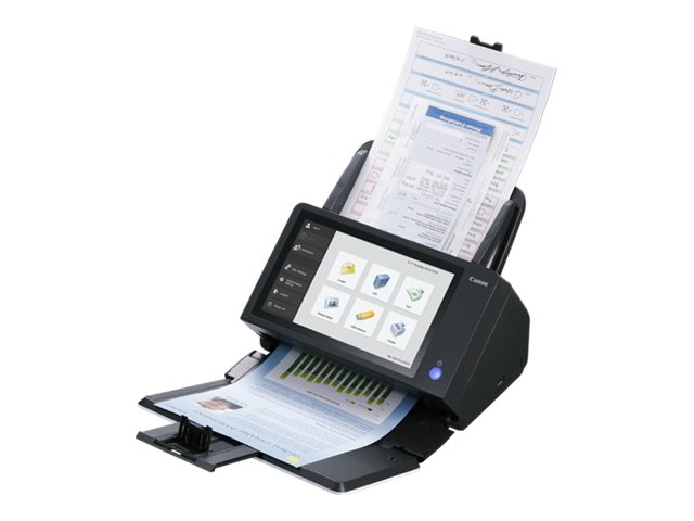 canon imageformula scanfront 400 scanner de documents recto verso 216 x 3048 mm 600 ppp. Black Bedroom Furniture Sets. Home Design Ideas