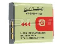 DLH Energy Batteries compatibles YS-BP500-1000