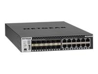 NETGEAR ProSAFE M4300-12X12F - commutateur - 24 ports - Géré - Montable sur rack