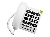 Image of DORO PhoneEasy 311c - corded phone