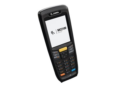 "Motorola MC2180 - Data collection terminal - Win Embedded CE 6.0 - 2.8"" color TFT ( 320 x 240 ) - barcode reader - ( laser ) - USB host - microSD slot - Bluetooth, Wi-Fi"
