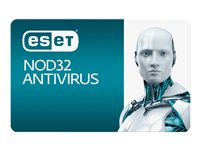 NOD32 Antivirus - Subscription license ( 1 year ) - 3 PCs