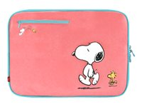 iLuv Snoopy Sleeve iBP2123 - Notebook sleeve - 15""