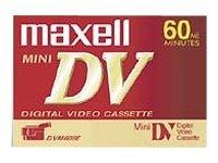 Maxell Mini DV DVM-60