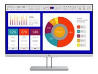 HP EliteDisplay E243p - LED monitor - 23.8