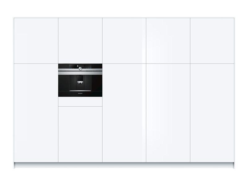 siemens ct636les1 einbau kaffee vollautomat schwarz kaufen g nstiger als amazon. Black Bedroom Furniture Sets. Home Design Ideas