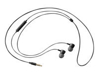 Samsung EO-HS130 Øreproptelefoner med mik. i øret 3,5 mm jackstik sort
