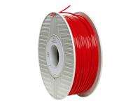 Verbatim Rød 1 kg PLA-filament (3D)