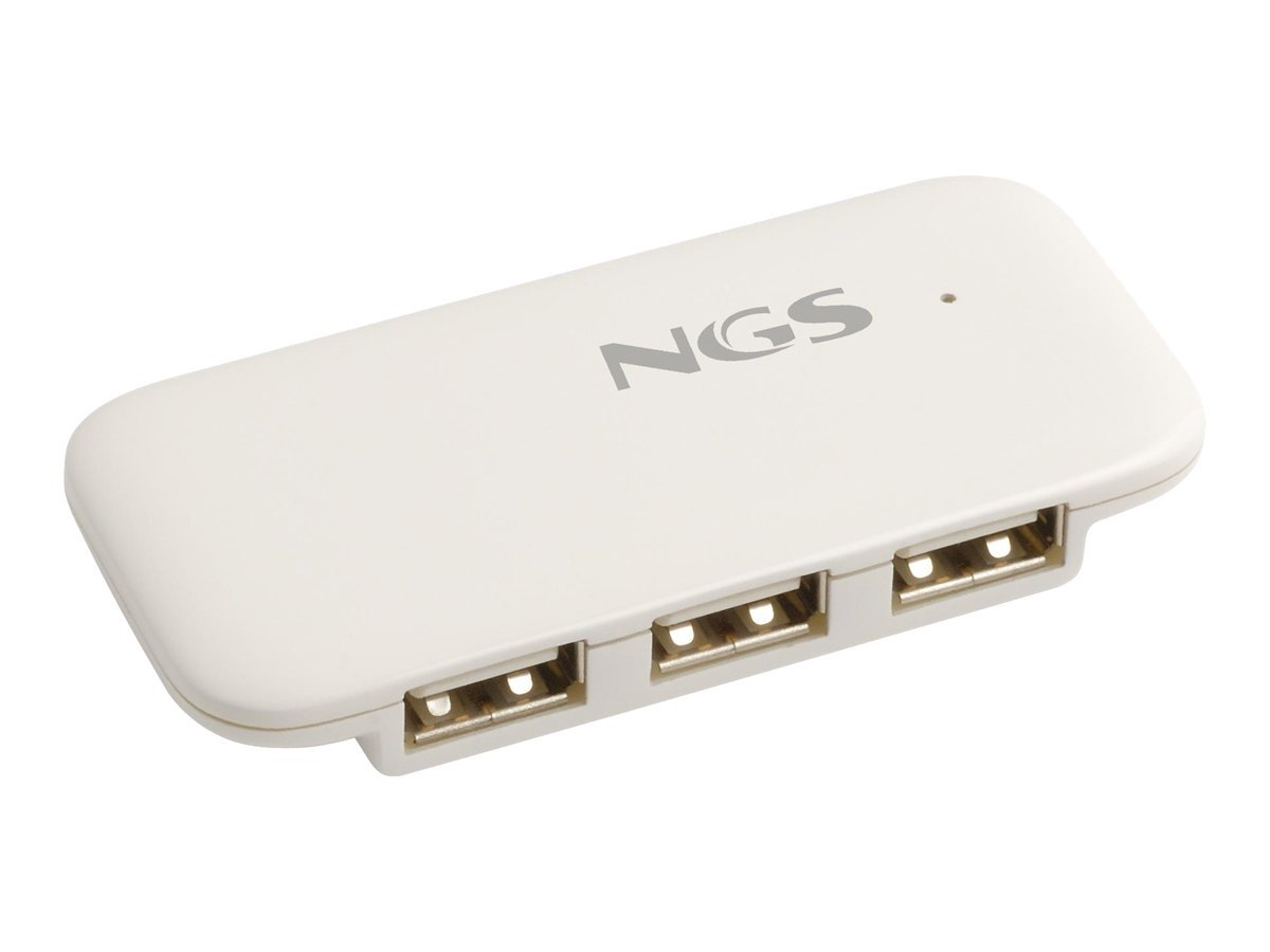 NGS iHub4 - concentrateur (hub) - 4 ports