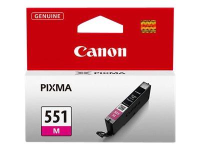 Canon CLI-551M - magenta - originale - réservoir d'encre