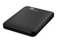 WD Elements Portable WDBUZG5000ABK Harddisk 500 GB ekstern (bærbar)
