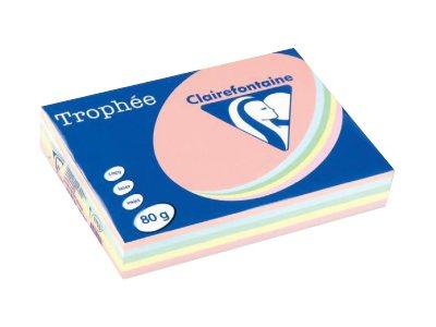 Clairefontaine Trophée - papier teinté - 500 feuille(s)