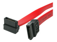 StarTech.com 18in SATA to Right Angle SATA Serial ATA Cable