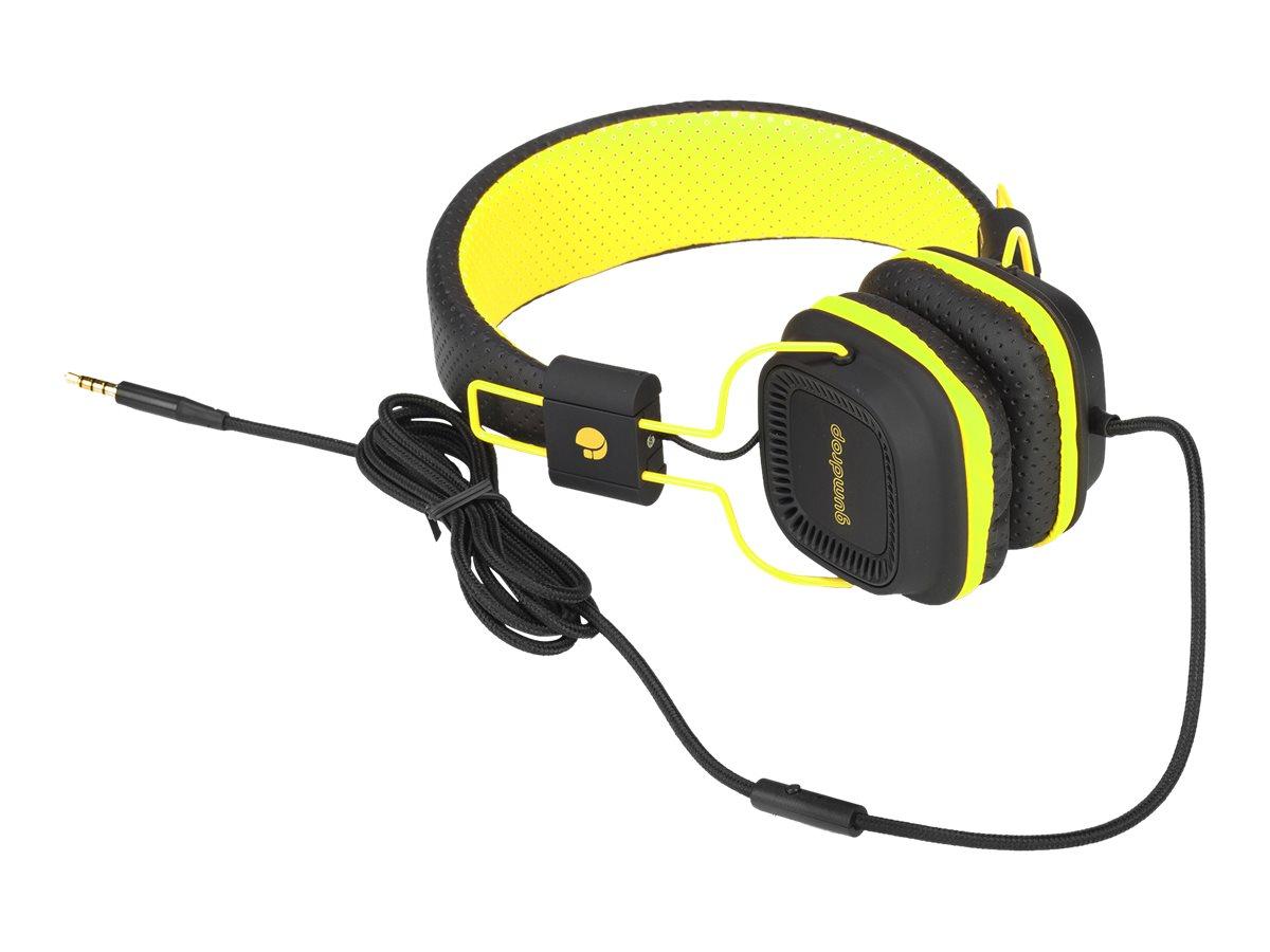 NGS Gumdrop - casque avec micro