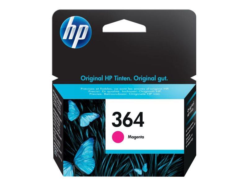 HP 364 - magenta - originale - cartouche d'encre
