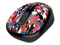 Microsoft Wireless Mobile Mouse 3500 - Limited Edition - mouse