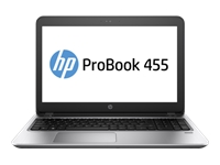 HP ProBook 455 G4 A6 9210 / 2.4 GHz Win 10 Pro 64-bit 8 GB RAM