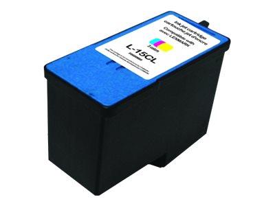 UPrint L-15 - couleur (cyan, magenta, jaune) - remanufacturé - cartouche d'encre (équivalent à : Lexmark 18C2110E (#15))