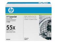 HP 55X - Paquete de 2 - Alto rendimiento