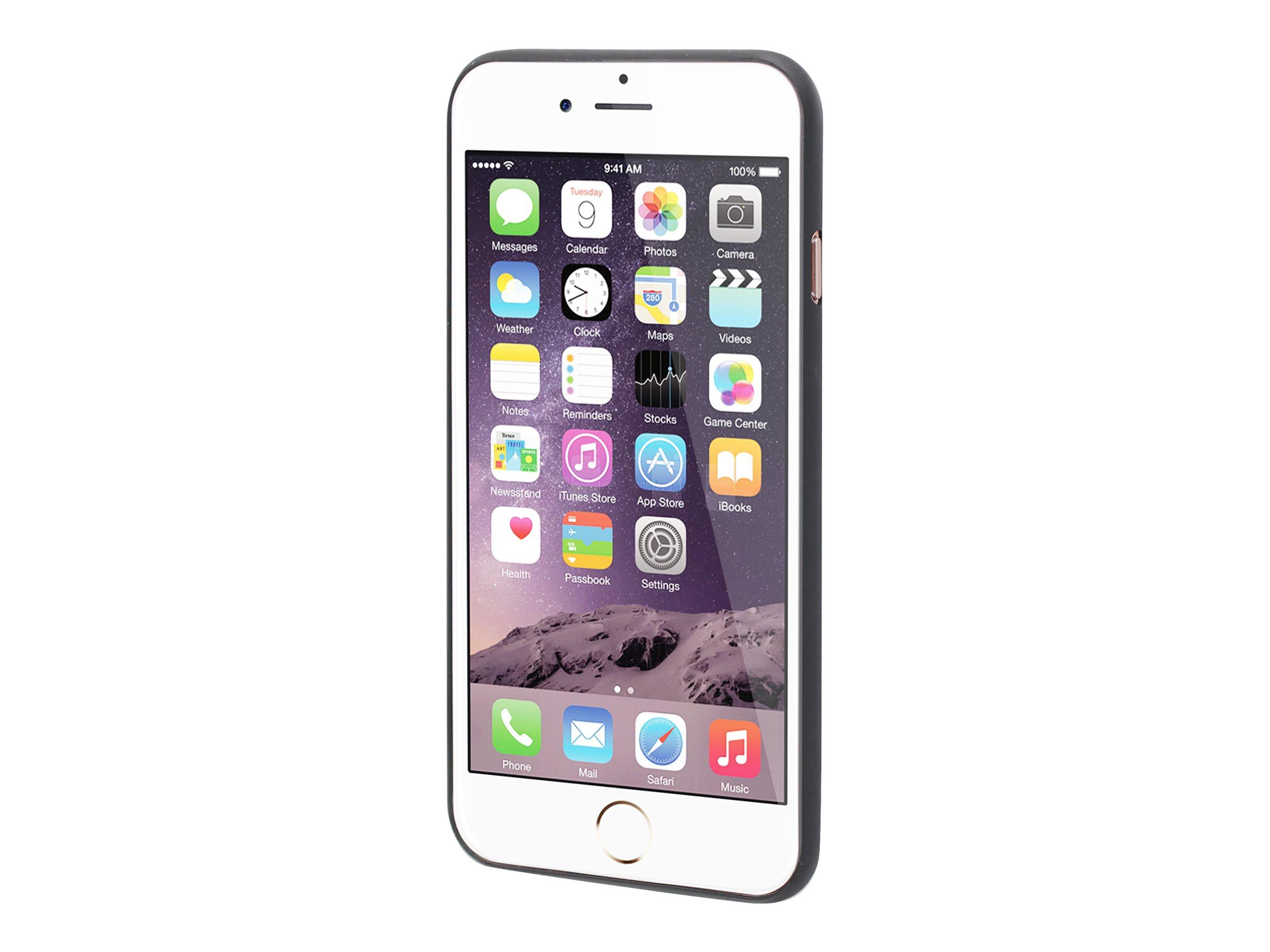 Muvit - Coque de protection pour iPhone 7 Plus - noir