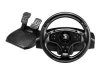 ThrustMaster T80 Rat og pedalsæt kabling