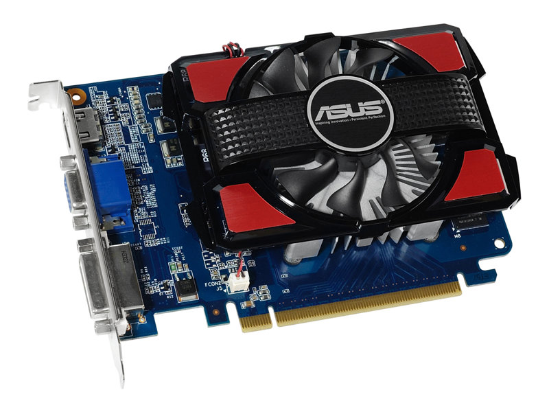 ASUS GT730-4GD3 carte graphique - GF GT 730 - 4 Go