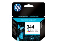 HP No. 344 Tri-colour Inkjet Cartridge (14ml) *, HP No. 344 Tri