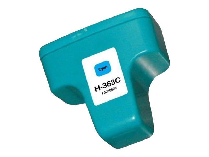 UPrint H-363C - taille XL - cyan - cartouche d'encre (alternative for: HP C8771EE)