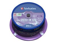 Verbatim CD-R/W et DVD-R 43757