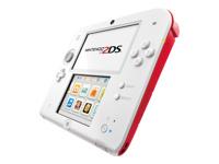 Nintendo 2DS Håndholdt spillekontrolenhed hvid, rød Tomodachi Life
